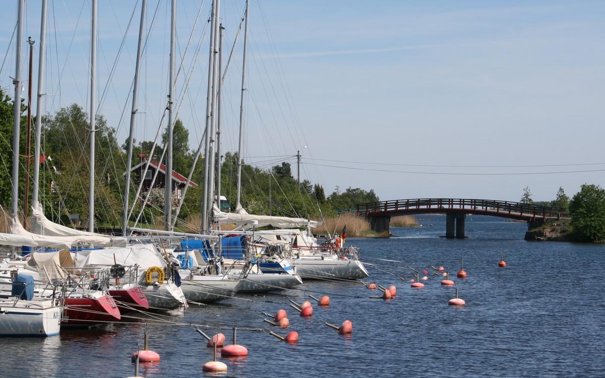 Gästhamnen i Figeholm