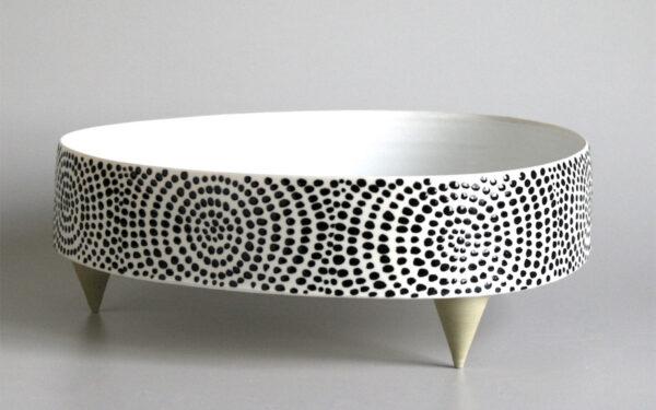 Keramik skapad av Maria Pohl.
