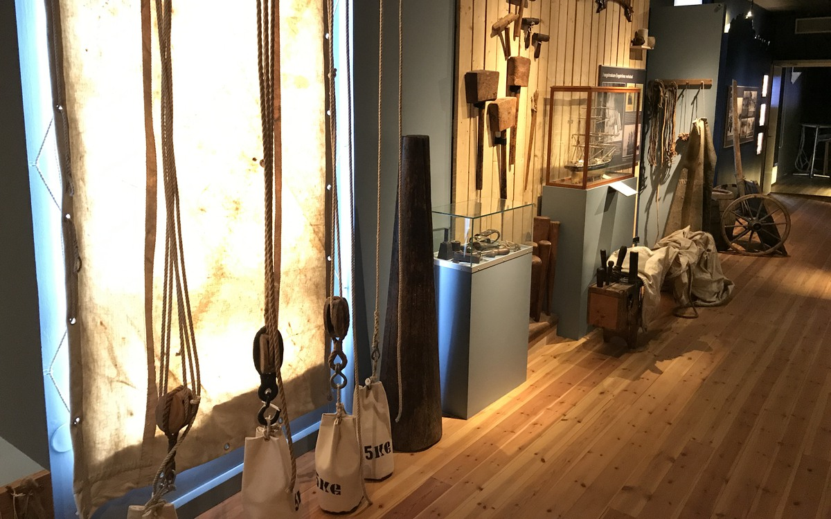 Sjöfartsmuseet i Oskarshamn