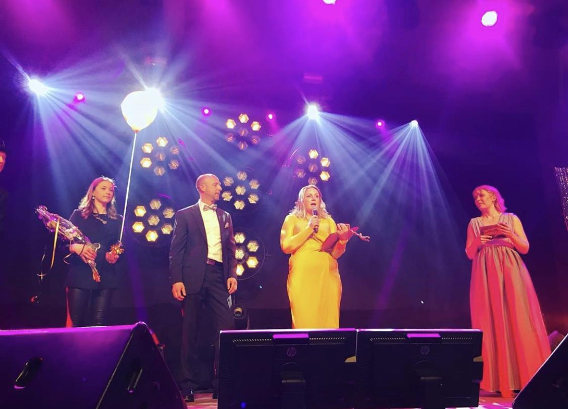 Vinnaren av årets energi- och miljöpris 2019