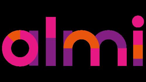 Logga för Almi