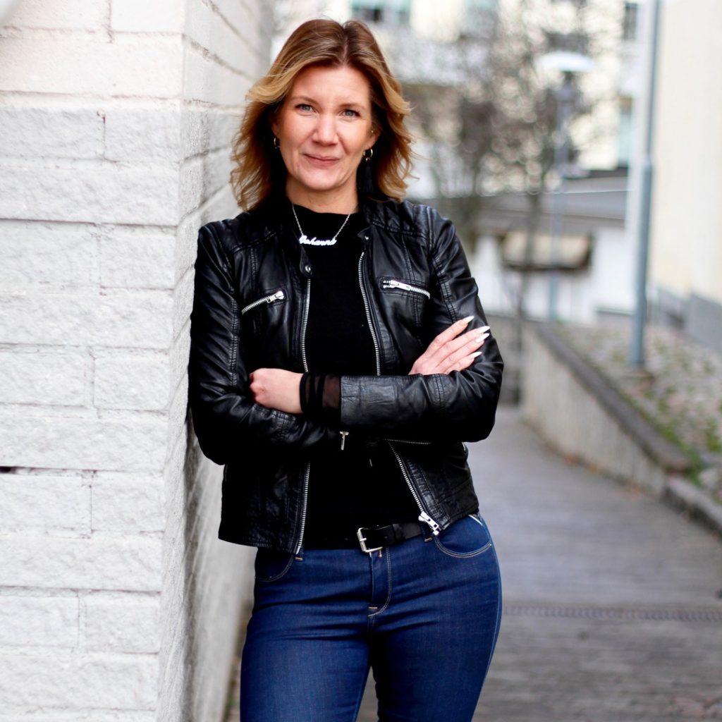 Johanna, platsutvecklare på Attraktiva Oskarshamn