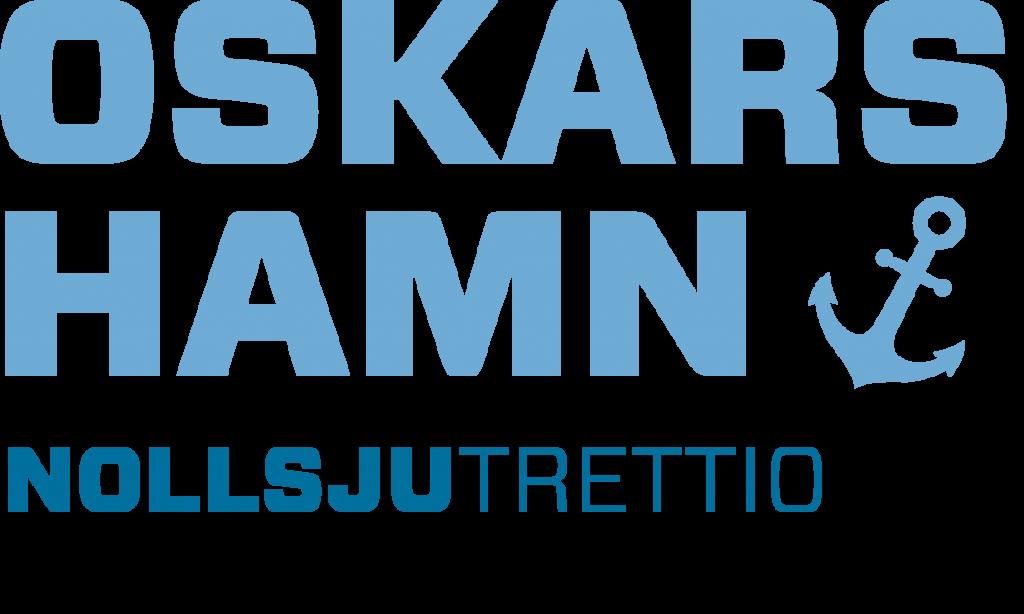 Logga för Oskarshamn nollsjutrettio