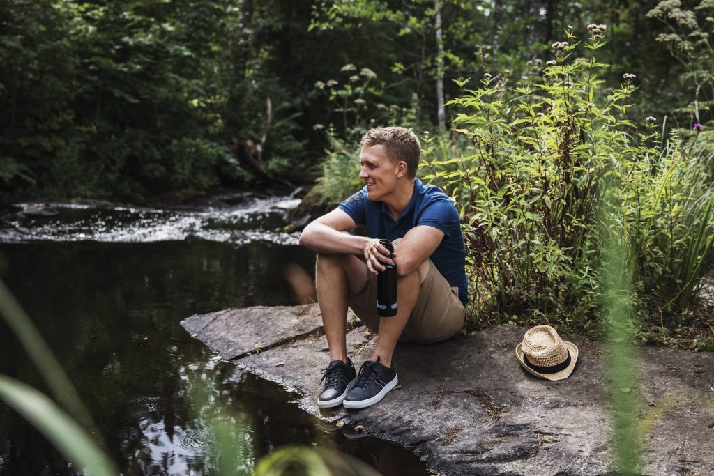 Johan i stensjö by
