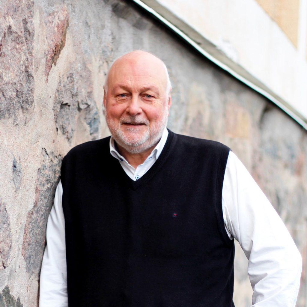 Jan Hadebrant vd Attraktiva Oskarshamn