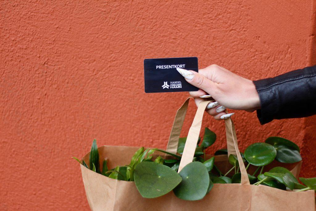 Presentkort i Handel Oskarshamn